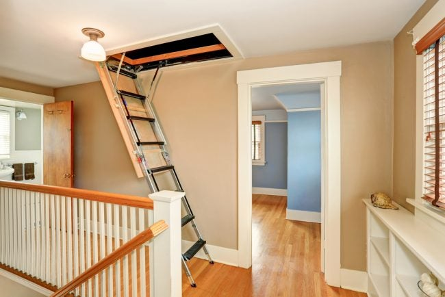 Best Attic Ladder Options