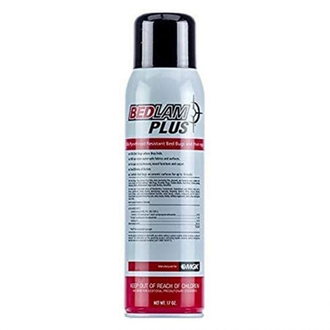 The Best Bed Bug Spray Option: Bedlam Plus Bed Bug Aerosol Spray