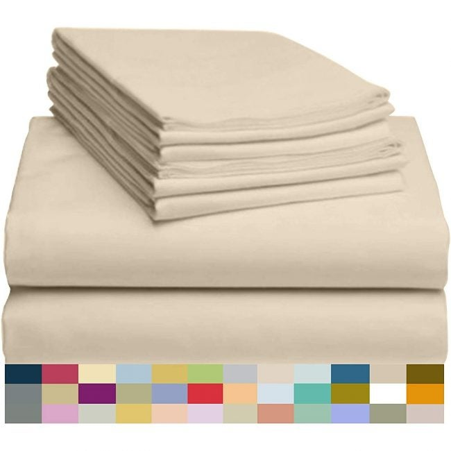 Best Bed Sheets LuxClub