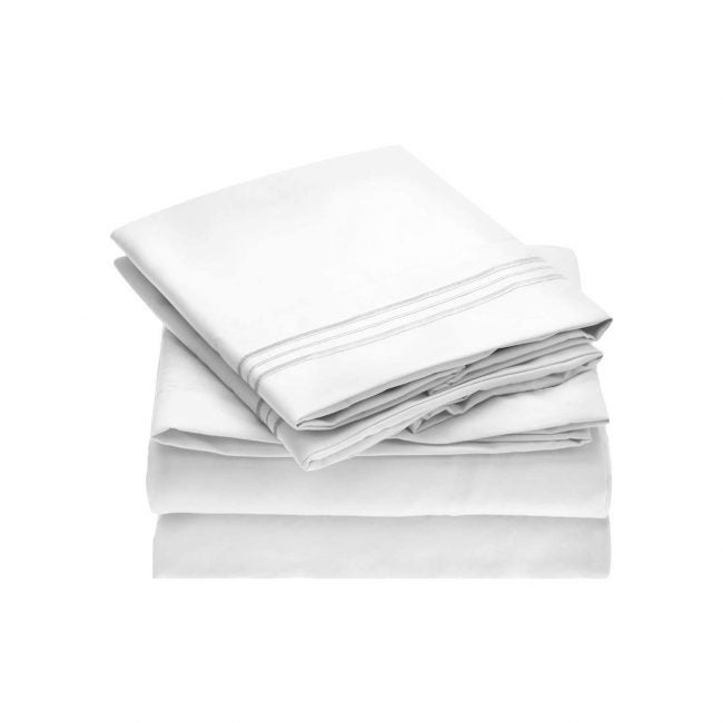 Best Bed Sheets Mellanni