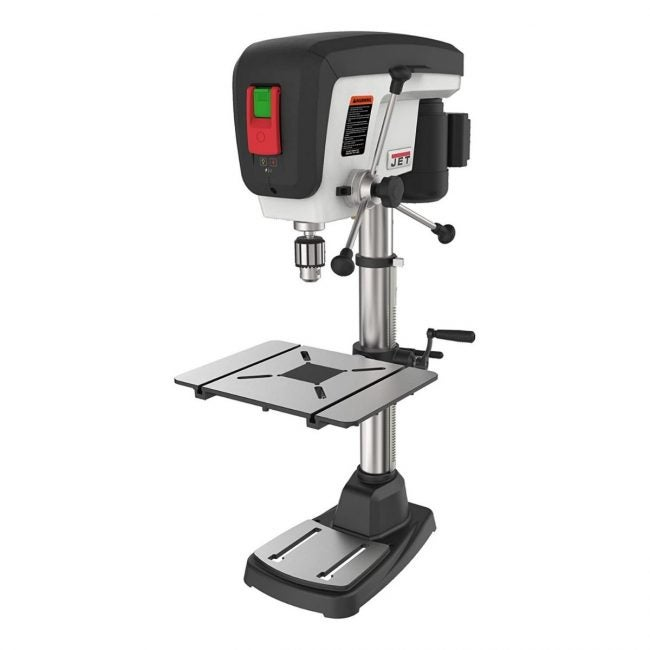 The Best Benchtop Drill Press Option: JET JDP-15B 15-Inch Bench Drill Press