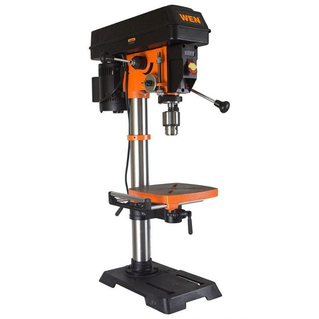 The Best Benchtop Drill Press Option: WEN 4214 12-Inch Variable Speed Drill Press