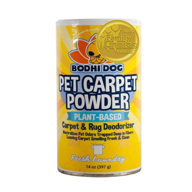 Best Carpet Deodorizers Options: Natural Dog Odor Carpet Powder