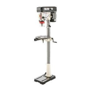 Best Drill Presses Options: Shop Fox W1848 Oscillating Floor Drill Press