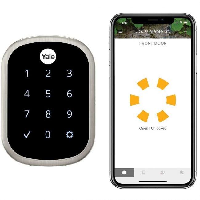 Best Electronic Door Locks Options: Yale Assure Lock SL