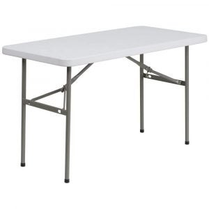 Best Folding Table FlashFurniture