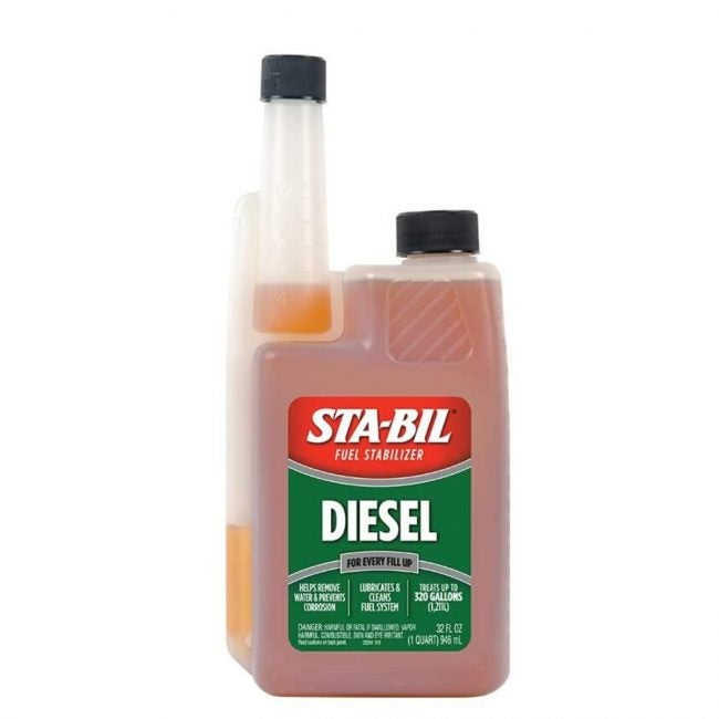 The Best Fuel Stabilizer Option: STA-BIL (22254) Diesel Fuel Stabilizer