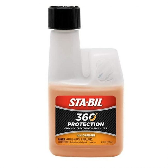 The Best Fuel Stabilizer Option: STA-BIL (22295 360 Protection Ethanol Treatment