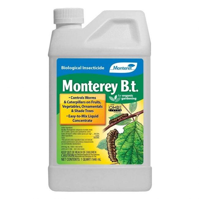 Meilleur insecticide pour les jardins potagers MontereyLG