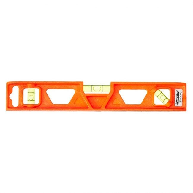 "The Best Levels Option: 3M Johnson Level & Tool 1402-0900 9"" Torpedo Level"