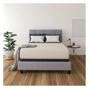 亚马逊最佳床垫选择:阿什利家具签名设计- 12英寸Chime Express记忆泡沫床垫