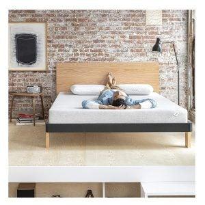 亚马逊选择最佳床垫:NOD由Tuft&针,自适应泡沫8英寸床垫,女王