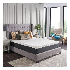 Best Mattress on Amazon Options: Sealy 12-Inch Hybrid Bed in a Box with CopperChill