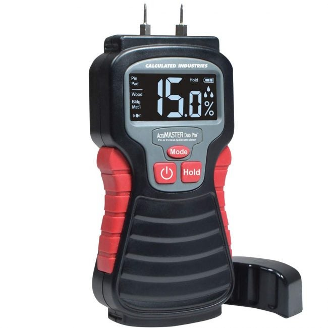 Best Moisture Meters Options: Calculated Industries 7445 AccuMASTER