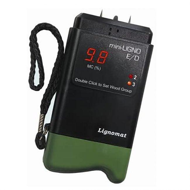 Best Moisture Meters Options: Lignomat Moisture Meter Mini-Ligno