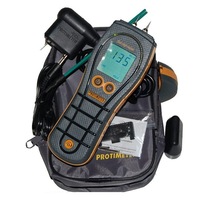 Best Moisture Meters Options: Protimeter BLD5365 Surveymaster