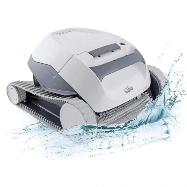 The Best Robotic Pool Cleaners Option: DOLPHIN Sigma Robotic Pool Cleaner with Bluetooth