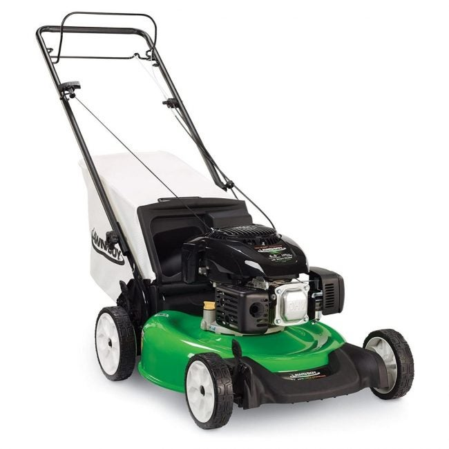 The Best Self Propelled Lawn Mowers Option: Lawn-Boy 17732 21-Inch Self Propelled Lawn Mower