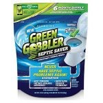 Best Septic Tank Treatment Options: Green Gobbler SEPTIC SAVER