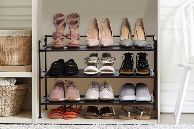 The Best Shoe Rack Options on the Market