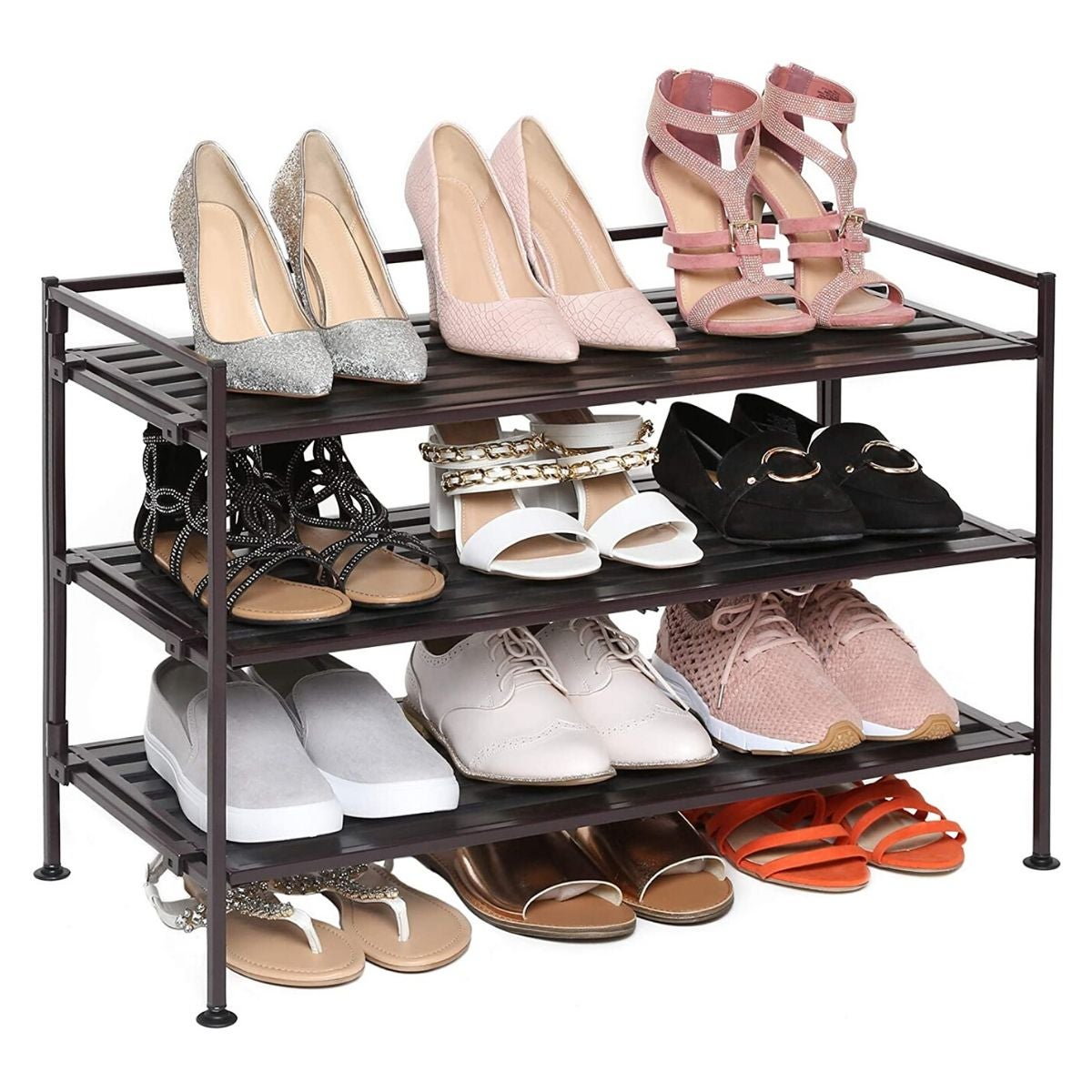 Picture of: The Best Shoe Racks For Entryways And Closets Bob Vila