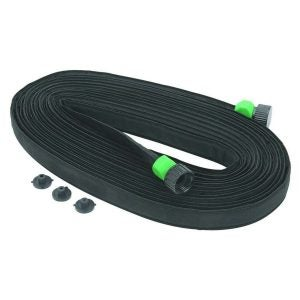 The Best Soaker Hose Option: One Stop Gardens FBA_97193 3/4 Inch Flat Soaker Hose