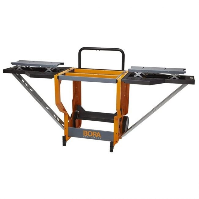 The Best Soundproofing Material Option: Bora Portamate Miter Saw Stand