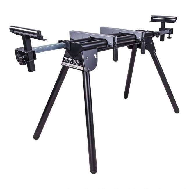 The Best Soundproofing Material Option: Evolution Power Tools EVOMS1 Compact Miter Saw Stand