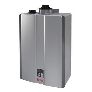 Best Tankless Gas Water Heater Options: Rinnai RU199iN Sensei Super High Efficiency Tankless Water Heater