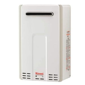 Best Tankless Gas Water Heater Options: Rinnai V65eN Tankless Hot Water Heater