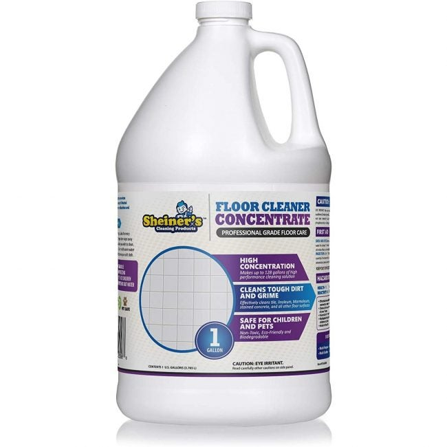 Best Tile Cleaner Sheiners