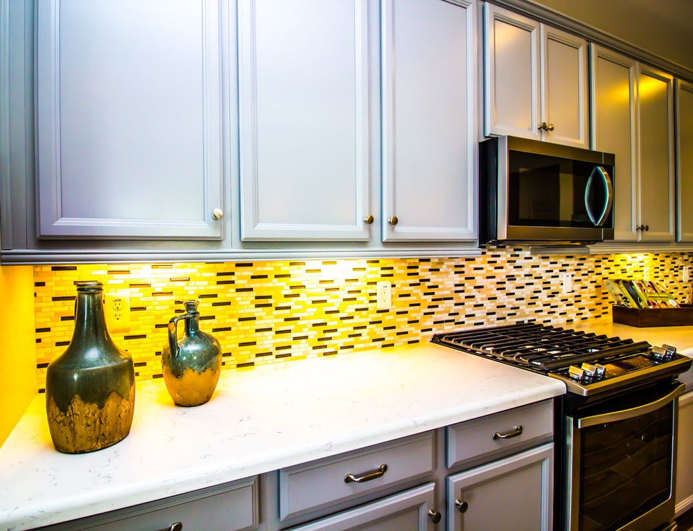 The Best Under Cabinet Lighting For Your Kitchen Bob Vila