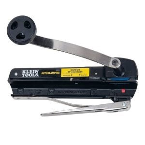 The Best Wire Strippers Option: Klein Tools 53725 BX and Armored Cable Cutter