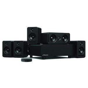 The Best Wireless Surround Sound System Option: Platin Monaco 5.1 Plus Axiim Link Immersive System