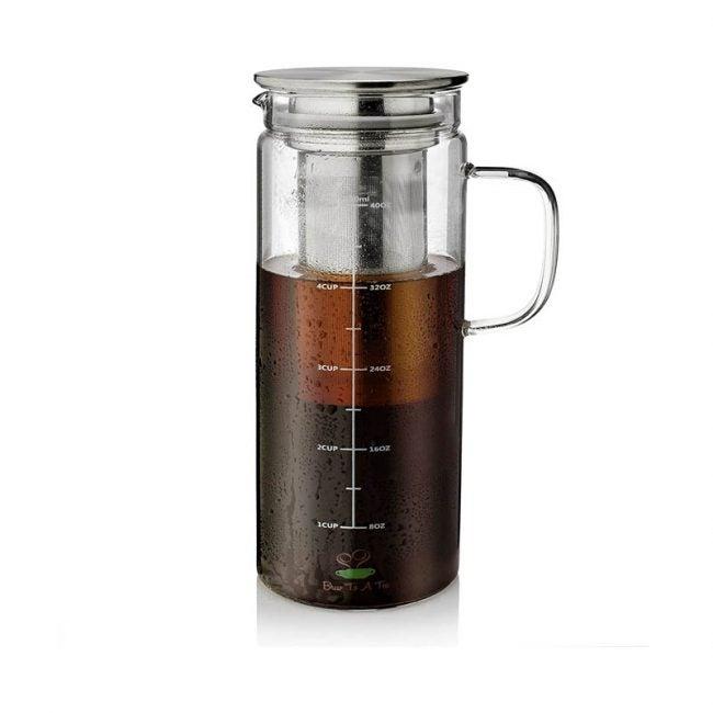 The Best Iced Tea Maker Option: Brew To A Tea 1.5-Quart Iced Tea Maker