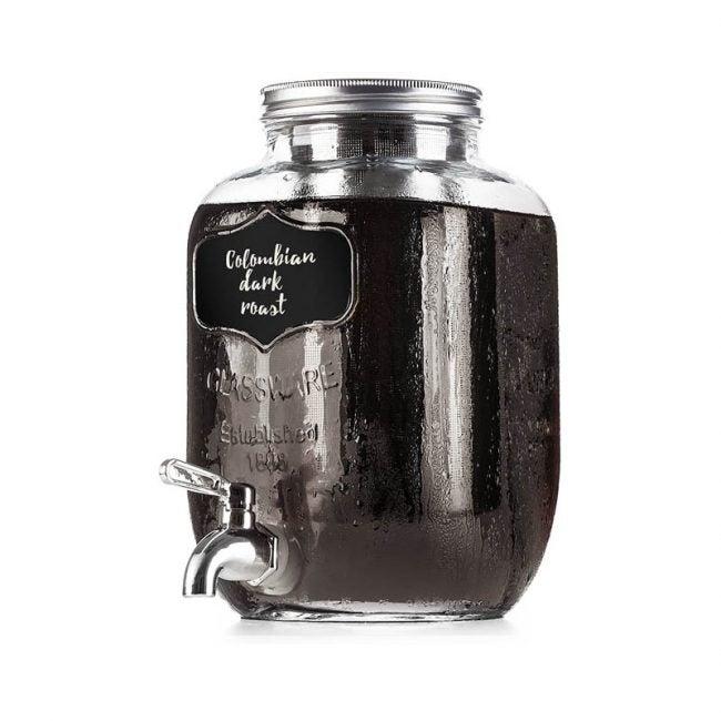 The Best Iced Tea Maker Option: Brew To A Tea 4-Quart Iced Tea Maker