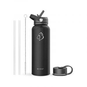 The Best Reusable Water Bottle Option: Buzio Insulated Water Bottle