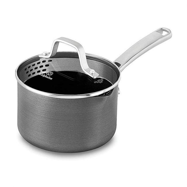 The Best Saucepan Option: Calphalon Classic Nonstick Saucepan