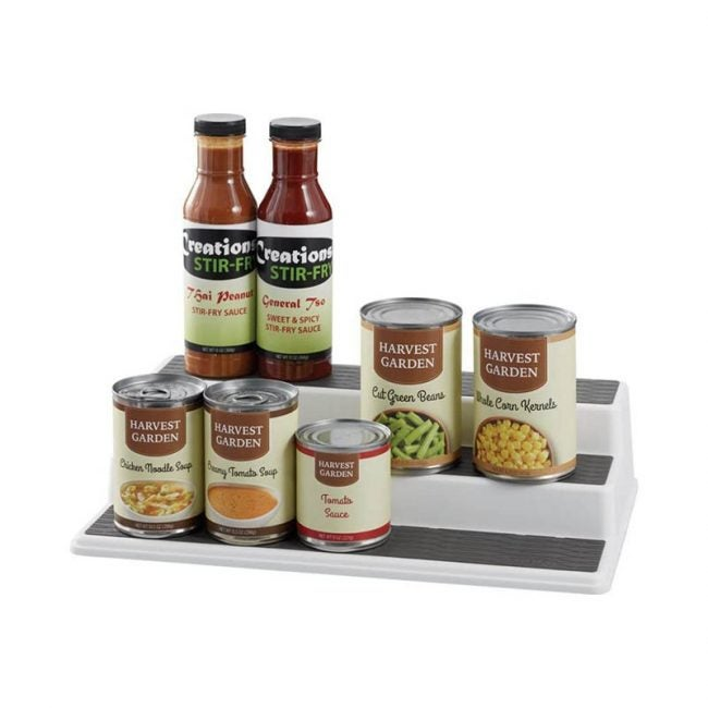 The Best Spice Rack Option: Copco Non-Skid 3-Tier Spice Pantry Kitchen