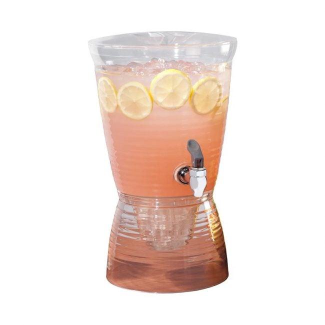 The Best Beverage Dispenser Option: CreativeWare 1.5-Gallon Bark Beverage Dispenser