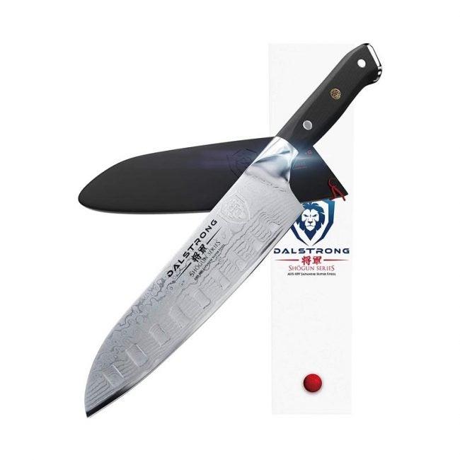 The Best Santoku Knife Option: Dalstrong Santoku Knife Shogun SeriesThe Best Santoku Knife Option: Dalstrong Santoku Knife Shogun Series