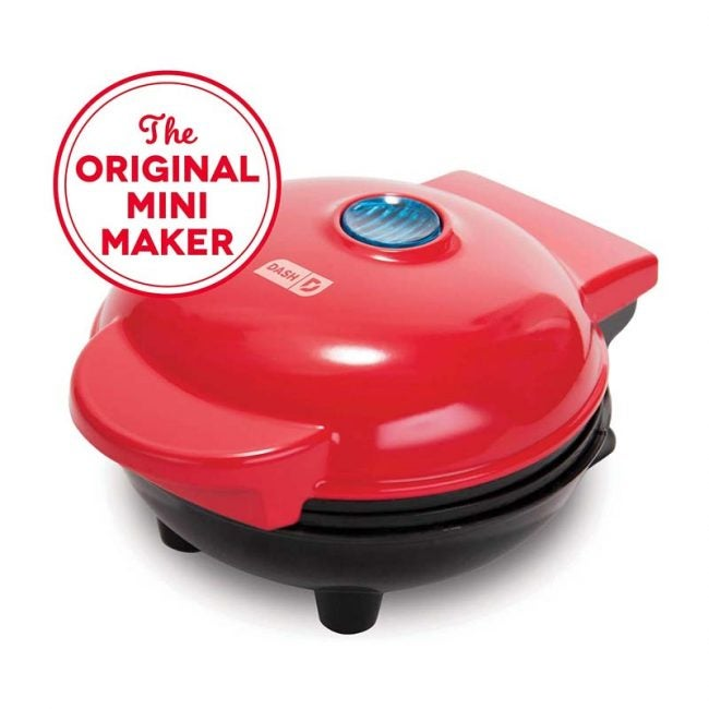 The Best Sandwich Maker Option: Dash Mini Maker Portable Grill Machine