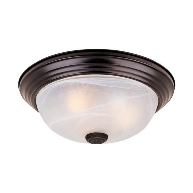 The Best Kitchen Lighting Option: Designers Fountain Flushmount Ceiling Light
