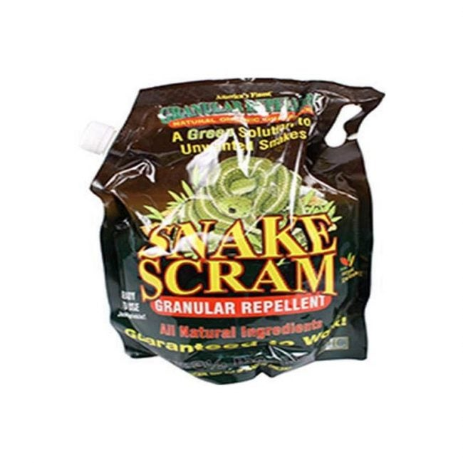 The Best Snake Repellent Option: Enviro Pro 16003 Snake Scram