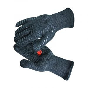 The Best BBQ Glove Option: Grill Heat Aid Extreme Heat Resistant BBQ Gloves