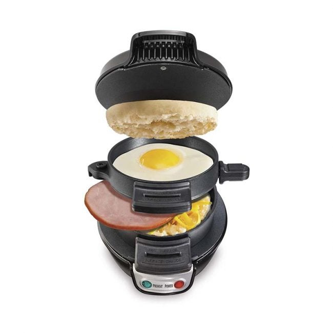 The Best Sandwich Maker Option: Hamilton Beach Breakfast Sandwich Maker