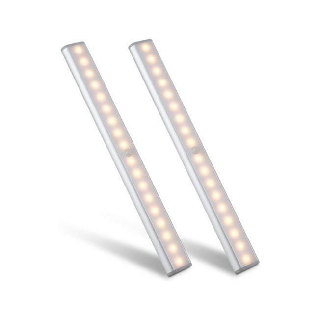 The Best Kitchen Lighting Option: HausLichts Motion Sensor Cabinet Light