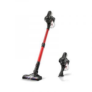 The Best Cordless Vacuums for Pet Hair Option: INSE Cordless Vacuum Cleaner Extendable 2-Speed