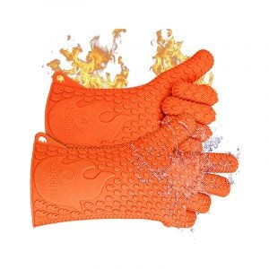 The Best BBQ Glove Option: Jolly Green Products Ekogrips Premium BBQ Oven Gloves