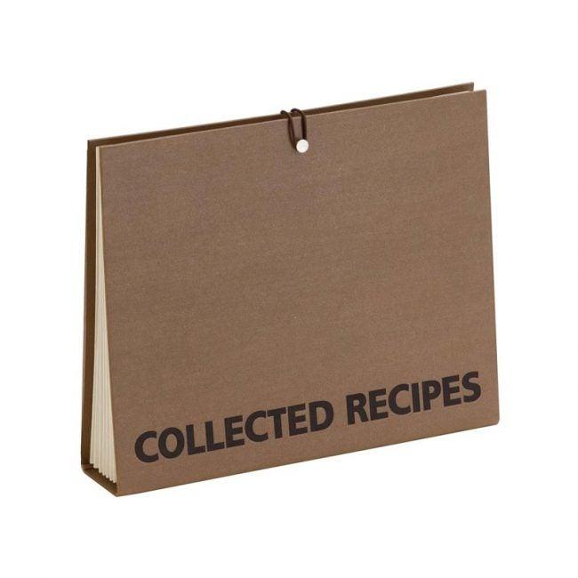 The Best Recipe Organizer Option: Meadowsweet Kitchens Accordion File Recipe Organizer